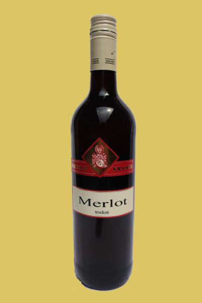 Merlot QbA trocken